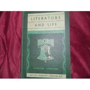 LITERATURE AND LIFE BOOK ONE REVISED EDITION (I,1) Edwin