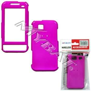 SAMSUNG ETERNITY A867 HOT PINK SOLID HARD CASE COVER