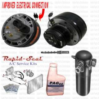 1990 1991 Chevy V1500 Blazer/GMC V1500 Jimmy 5.7L New A/C Compressor