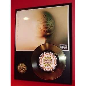 Godsmack 24kt Gold Record LTD Edition Display ***FREE