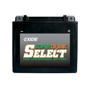 Exide Motorcycle Battery 5L BS: Automotive