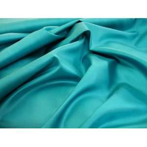 China Silk Lining Teal