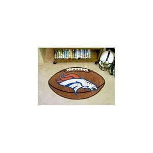 Denver Broncos NFL Football Floor Mat
