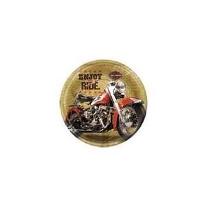 Harley Davidson 7 Plates