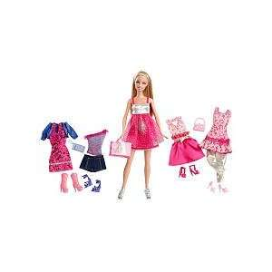 Exclusive Barbie KidPicks Fashion Assortment with Barbie Doll   Party