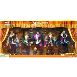 N*Sync On Tour 2000 Collections Edition 5 Marionette