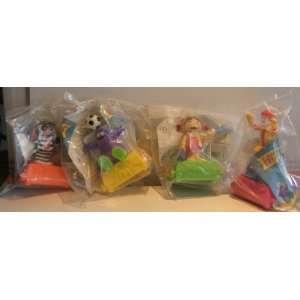 Toys with Ronald Mcdonald Birdie Grimace & Hamburglar Toys & Games