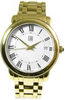 ESQ by MOVADO Swiss Mens Watch NON WORKING
