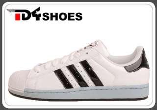 Adidas Originals Superstar II White Black Casual Shoes G43720