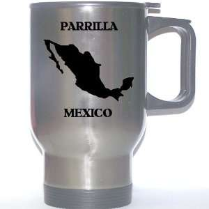 Mexico   PARRILLA Stainless Steel Mug: Everything Else