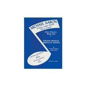 WB Michael Aaron Curso Para Piano Edicion Bilingue Para