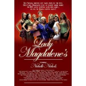 Lady Magdalenes Poster Movie 27 x 40 Inches   69cm x