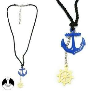 Teenager Miss Fashion Fashion Jewelry / Hair Accessories Anchor Marine