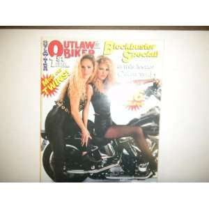 Outlaw Biker Magazine   Meet Our Twins May 1995: outlaw: Books