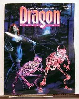 Dragon Magazine #198  RPG Game/Gaming/ D&D/Fantasy/War
