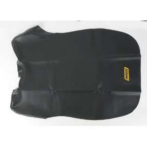 SEAT COVER POL MSE BLK: Automotive