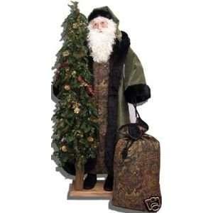 57 Ditz Father Christmas Santa Old World Sage Gifts