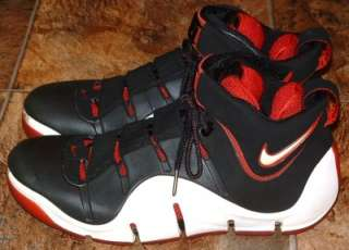 Zoom Air LeBron James IV Mens 2006 Basketball Shoes Sneakers Size 13.5