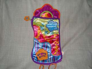 Groovy Girls accessories sleeping bag 2002