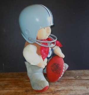 Dallas Cowboys Huddles Mascot Doll NFL 1983 Large 12 Tudor