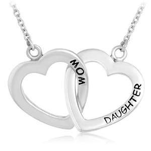 Gift for Mom, Love mom Mothers day gift Jewelry for Women  Nickel
