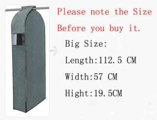 Pick Bamboo charcoal Clothes Suit Dress Garment Dustproof Storage