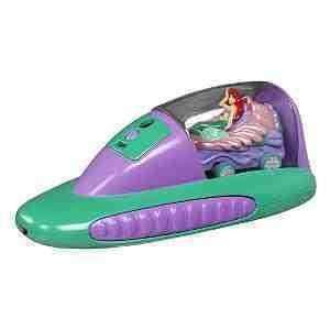 NIP Disney Mini Infrared Remote Princess Ariel Car
