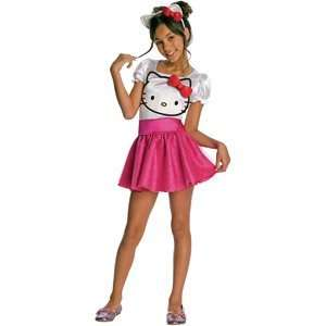 Child Halloween Costume Hello Kitty Child Halloween Costume