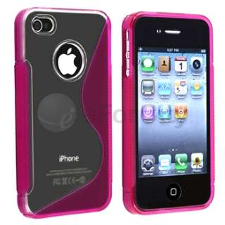 Case Skin COVER Bumper Frame Accessory For APPLE iPhone 4 4S 4G 4th HD