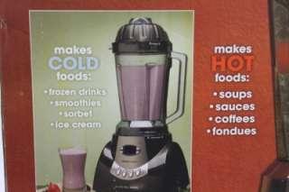 Montel Williams Health Master Juicer Blender Mixer Complete