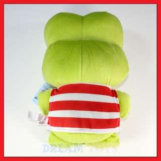 Sanrio 13 Keroppi Heart Eyes Plush Doll Toy Frog Large