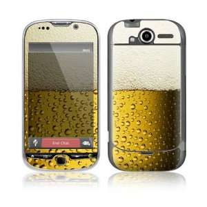 HTC MyTouch 4G Skin Decal Sticker   I Love Beer