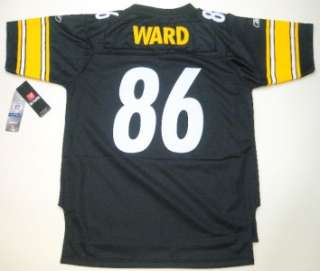 NFL Reebok Pittsburght Steelers Hines Ward Youth Stitched/Premier