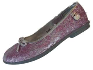 Girls Shoes Pink Glitter Hello Kitty Mary Janes flats