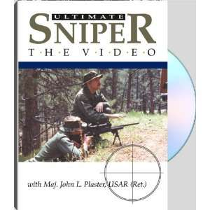 Ultimate Sniper : The Video: John L. Plaster, Carlos Hathcock: Books
