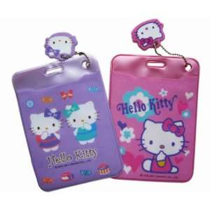Hello Kitty Luggage Tag   Sanrio Hello Kitty Suitcase Tag