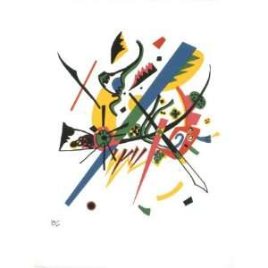 Little Worlds by Wassily Kandinsky, 24x32