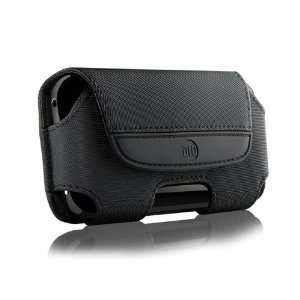 Modern Tech Black Horizontal Belt/ Hip Case for iPhone 3G