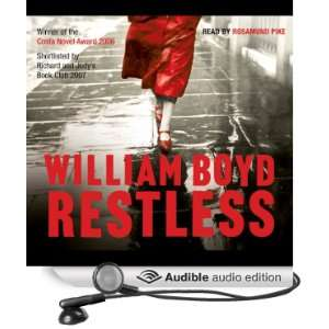 Restless (Audible Audio Edition) William Boyd, Rosamund Pike Books