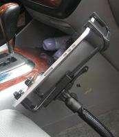 Car Floor / Seat Bolt Mount for Motorola Xoom Tablet PC