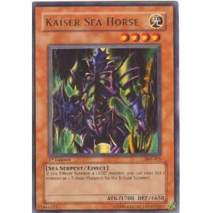 Yu Gi Oh Kaiser Sea Horse   Kaiba Evolution Deck Toys & Games
