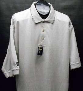 New Mens Bill Blass Premium golf polo shirt NWT XL