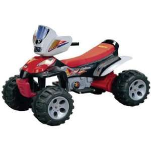 Mini Motos ATV Enduro 12v Red Toys & Games