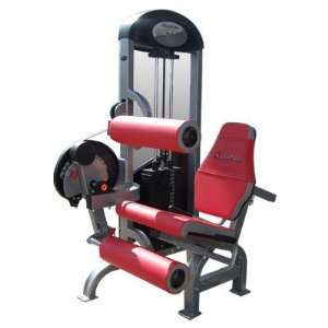 Quantum Fitness QPS 6034 Seated Leg Curl with Adjustable
