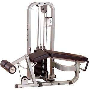 Pro Club SLC400G Leg Curl Machine with a 310 lb Weight