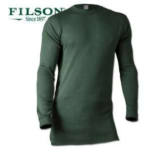 Filson Alaskan Merino Wool Thermal Crew Neck