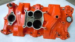 Intake Manifold 1971 Corvette Camaro Chevelle Nova 3973469