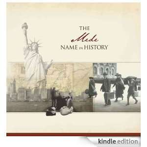 The Mede Name in History Ancestry  Kindle Store