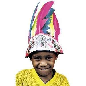 Indian Headdress Child Costume Accessory Toys & Games