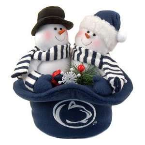 Penn State Nittany Lions Snowmen Top Hat Embroidered